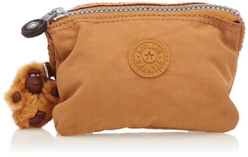 Kipling Womens Creativity S Purse K0186408D Sandy Camel