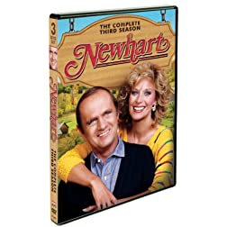Newhart: The Complete Third Season