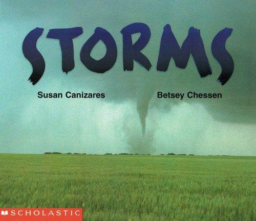 Storms (Emergent Readers)