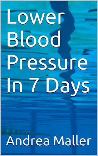 Lower Blood Pressure In 7 Days
