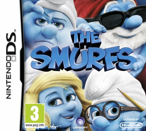 The Smurfs (Nintendo DS)