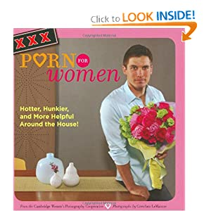 XXX Porn for Women: Hotter, Hunkier, and More Helpful Around the House!