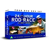 Matt Hayes 24 Hour Rod Race 4 DVD Gift Set