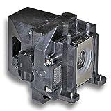 CTLAMP プロジェクター汎用交換用ランプユニット ELPLP53 for EB-1830/EB-1900/EB-1910/EB-1915/EB-1920W/EB-1925W/PowerLite 1925W/EB-1913/H313B/EMP...