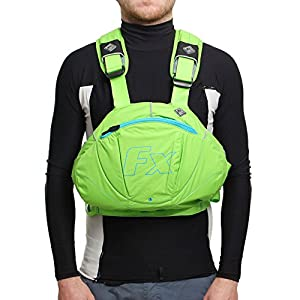 Palm Equipment FX PFD in LIME BA185 Sizes- - MED/LARGE