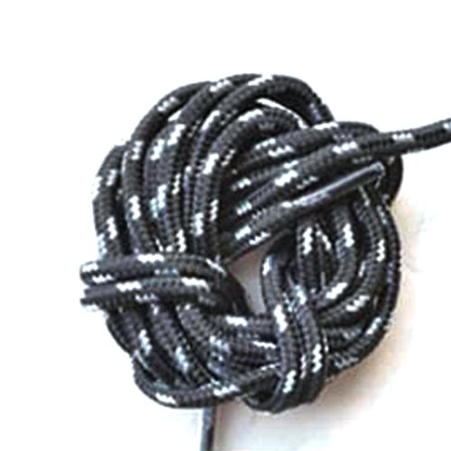 shoelaces 48 quot thick solid colors for all shoe types