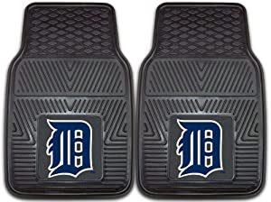 FANMATS Automotive Mats - Detroit Tigers, 2-Pc. Set by Fanmats