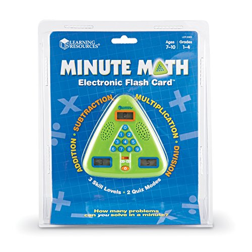 Learning-Resources-Minute-Math-Electronic-Flash-Card