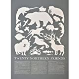 Twenty Northern Friends Screen Print