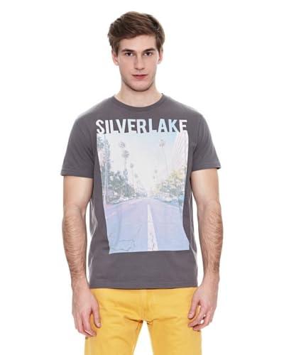 Springfield T-shirt G2 Foto Silverlake [Grigio]