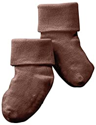 Baby Soy O Soy Collection Baby Socks (6-12 months, Cocoa)