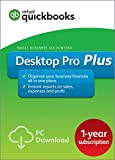 QuickBooks Desktop Pro Plus 2017 Small Business Accounting Software PC Download