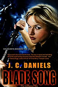Blade Song by J.C. Daniels ebook deal