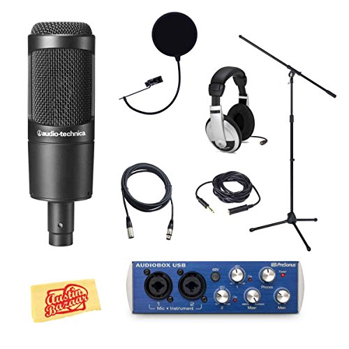 Deluxe Recording Package