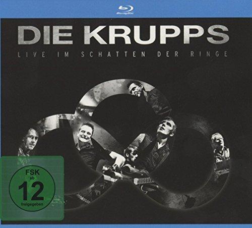 Live Im Schatten Der Ringe by Die Krupps