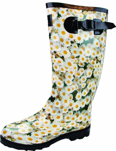 Highlander Women's Countrywoman Wellingston Boots