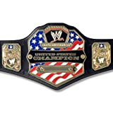 WWE UNITED STATES CHAMPIONSHIP COMMEMORATIVE REPLICA WRESTLING BELT