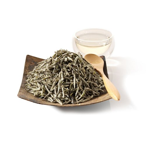 Teavana Silver Needle, Downy Loose-Leaf White Tea, 4Oz