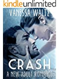 Crash (Billionaire New Adult Romance) (English Edition)