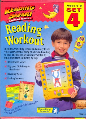 Reading Safari Reading Workout Set 4