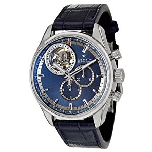 Zenith El Primero Tourbillon Men's Automatic Watch 03-2051-4035-51-C715