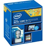 Intel Haswell Processeur Core i3-4170...