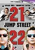 21 Jump Street/22 Jump Street Double Pack [DVD] [2014]
