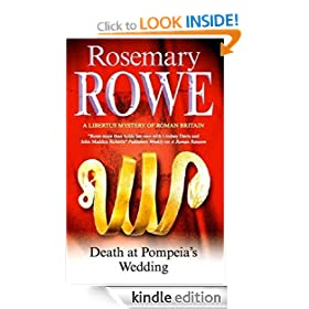 Death at Pompeia's Wedding: Libertus Mystery of Roman Britain Series, Book 10 (A Libertus Mystery of Roman Britain)