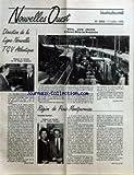 NOUVELLES OUEST [No 2053] du 17/07/1986 - DIRECTION d'occasion  Livré partout en France