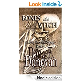 BONES OF A WITCH: Book 4 (Detective Marcella Witch's Series)