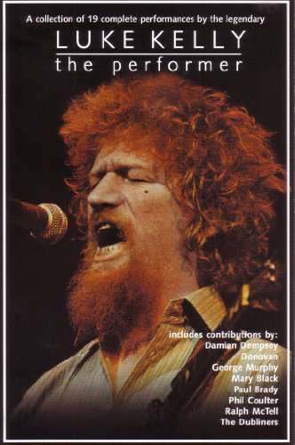 LUKE KELLY : PERFORMER DVD