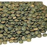 Lentils, French Green - 2 Lbs
