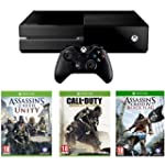 Xbox One Console with Assassin's Cree...