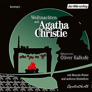Weihnachten mit Agatha Christie Hörbuch