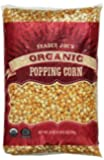 Trader Joe's Organic Popping Corn 28 oz ( 1 lb 12 oz )794g
