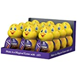 Cadbury Easter Chick with Dairy Milk Buttons 142g (Box of 12)