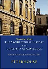 peterhouse college cambridge history essay Peterhouse is the oldest college in cambridge, being founded in 1284 and along with that title, peterhouse is also the smallest undergraduate college with.