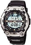 [カシオ]CASIO 腕時計 スタンダード SPORTS GEAR タイドグラフ・ムーンデータ AQW-100-1AJF メンズ
