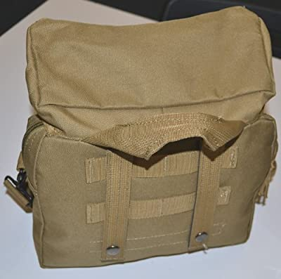 Tactical First Aid Kit: Explorer 4 Fold Tool Medical First Aid Duffle Bag by Explorer