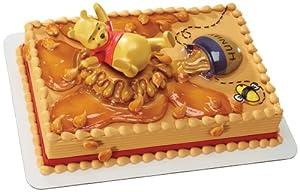DecoPac Winnie The Pooh Honey Pot Splash Decoset