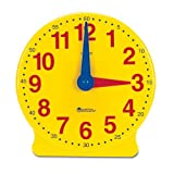 Learning Resources Big Time Learning Clock (12 Hr)