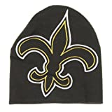 New Orleans Saints Big Embroidered Logo Knit Beanie