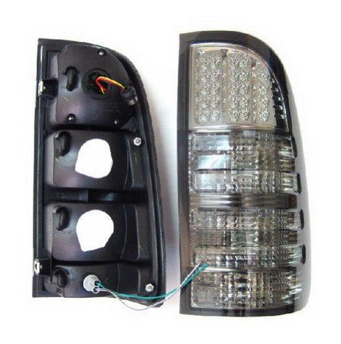 Depo Toyota Hilux Vigo Mk6 Sr5 Tail Light Lamp Led Smoke 05 - 13 06 07 08 09 10 11 12