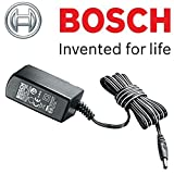 Bosch Genuine Replacement Battery Charger (To Fit:- Bosch Cordless CISO Garden Pruners & Bosch Cordless XEO Cordless Material Cutter) (The UK 3-Pin End/240V GB Version) c/w STANLEY KeyTape + Cadbury Chocolate Bar