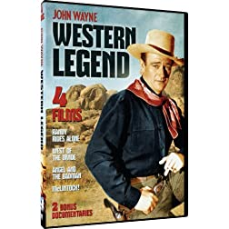 John Wayne Western Legend