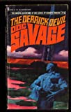 The Derrick Devil (The Amazing Adventures of Doc Savage, #74) (055307637X) by Robeson, Kenneth