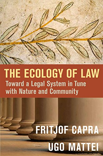 Image for publication on The Ecology of Law: Toward a Legal System in Tune with Nature and Community