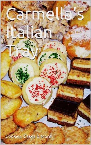 Carmella's Italian Tray (Italian Cookies Cookbook compare prices)