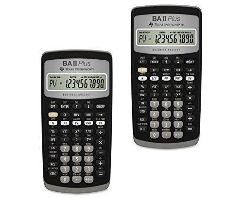 Texas-Instruments-BA-II-Plus-Financial-Calculator
