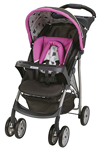 Why Should You Buy Graco Click Connect Literider Stroller, Kyte